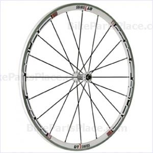 Clincher Front Wheel - RR1850 White
