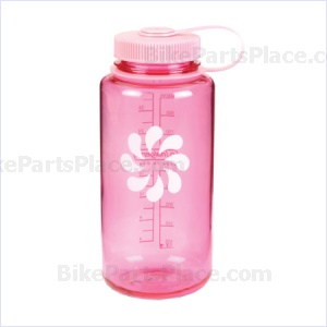 Water Bottle -Wide-Mouth Pink