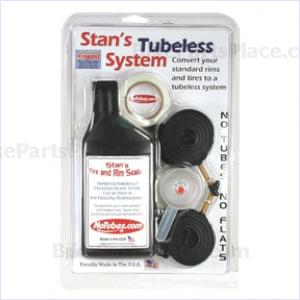 Tubeless TireRim Conversion Kit - Downhill Kit