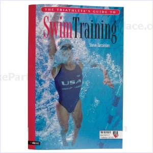 Book - The Triathletes Guide to Swim Training by Steve Tarpinian