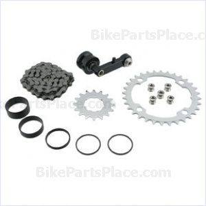 Rear Derailleur Tension Spring Device - Convert Kit