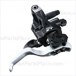 Brake Lever+Shift Lever Set (L and R) - Deore XT ST-M761