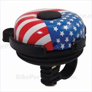 Bell - American Flag