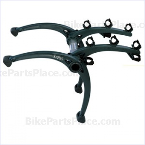 Auto Rack Bones Black
