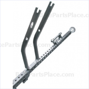 Auto Rack Front-Wheel Carrier - Wheel Hitch