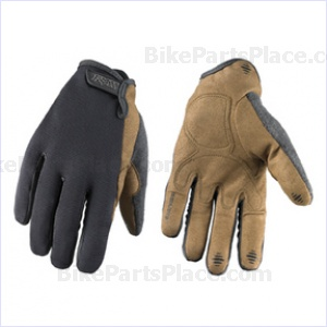 Gloves - Incline - Charcoal/Black