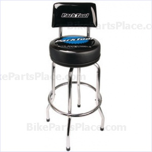 Park Tool Work Bench And Accessories Shop Stool With Back