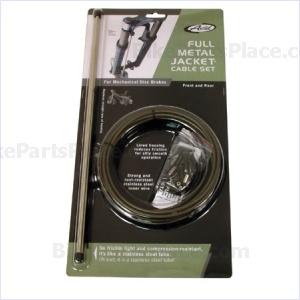 Brake-Cable Set - Full Metal Jacket 381001