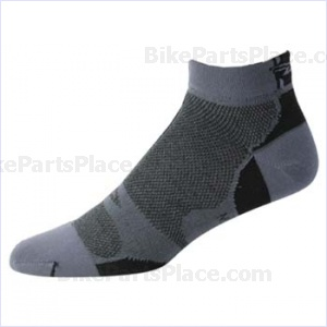 Socks Levitator Lite Low Black/Gray