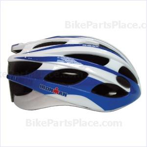 Helmet - Pro Ironman BlueWhite