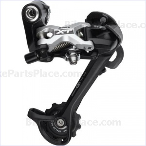 Rear Derailleur - Deore XT Long Cage