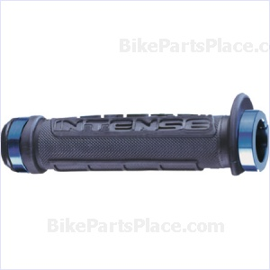 Handlebar Grips - Lock-On Intense Logo