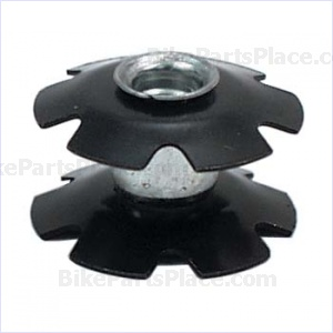 Headset Compression Nut Aheadset 1.125 Inches Diameter