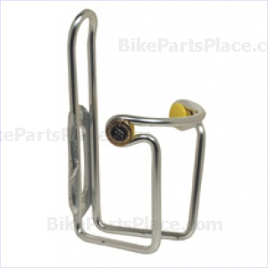 Water-bottle Cage Ciussi Silver