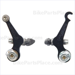 Brake Caliper Set (F and R) - Touring Canti Black