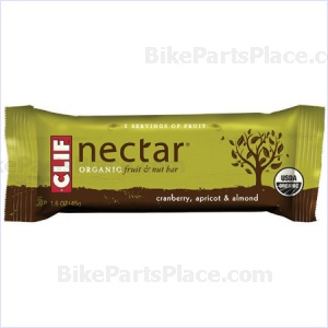 Nutrition Bar - Nectar Cranberry Apricot Almond