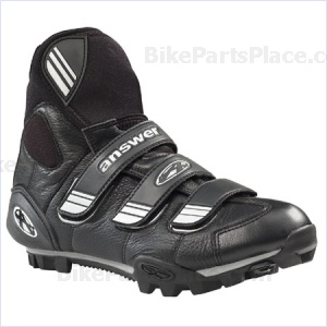 Neoprene-Insulated MTB Shoe Kashmir Winter