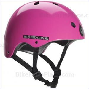 Helmet - Dirt Lid Pink
