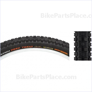 Clincher Tire - T. Juarez Dred Tread