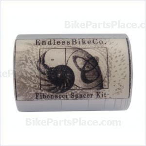 Cassette-Cog Spacer - Fibonacci