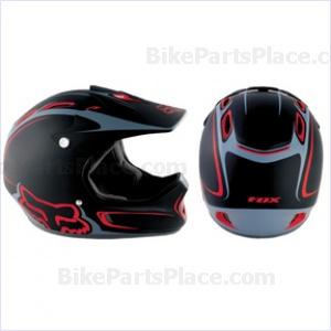 Helmet - Rampage - Black