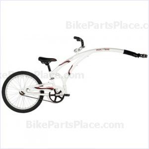 Trailer Bicycle - Alloy Granite White