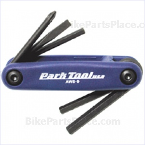 Hex Wrench Set AWS-9