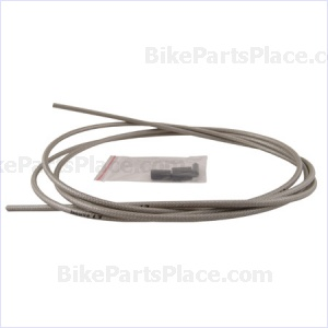 Brake-cable Housing - Serling Silver