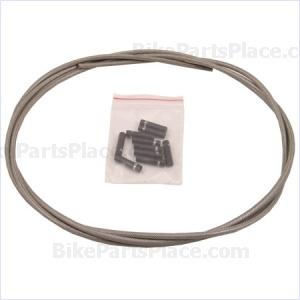 Gear-Cable Housing - Titanium