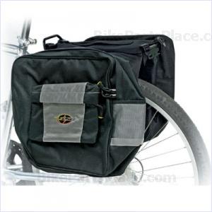 Bag Sunlt Pannier Traveler 1 Rack Top