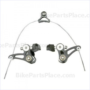 Pro Force Cantilever Bicycle Brake, Silver
