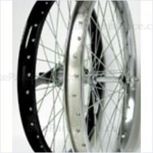 Clincher Rear Wheel - 20 x 1.75 inches