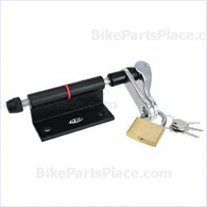 Auto Rack Bike Hitch with Lock