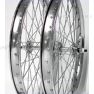 Clincher Front Wheel - 20 x 2.125 inches