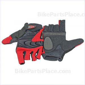 Gloves - Kevlar Pro - Red/Black